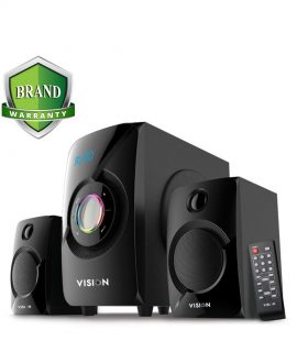 VISION 2:1 MULTIMEDIA SPEAKER BEAT-103